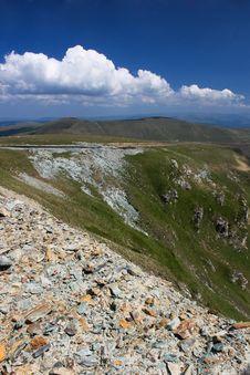 Free Beautiful Scenery From Transalpina Royalty Free Stock Photos - 25919078