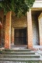 Free Medieval Church Doors Stock Photo - 25920500