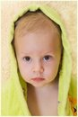 Free The Child After Bathing Stock Photography - 25927872