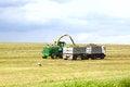 Free Truck Taking The Grain Stock Photo - 25928120