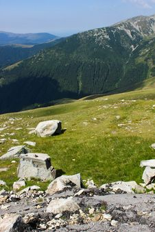 Free Beautiful Scenery From Transalpina Royalty Free Stock Images - 25920249
