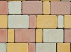 Free Background From Paving Slabs Stock Photography - 25928542