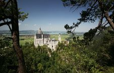 Free Neuschwanstein Castle Stock Photography - 25928702