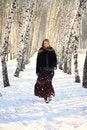 Free Russian Beauty Royalty Free Stock Photos - 25939828