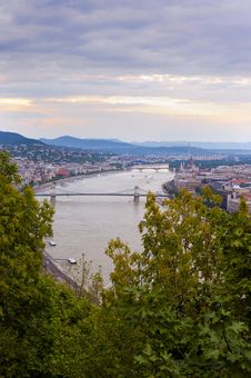 Free Budapest View Stock Photo - 25936530
