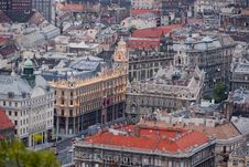 Free Budapest View Royalty Free Stock Photo - 25936595