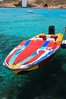 Free Speedboat Stock Photos - 25938003