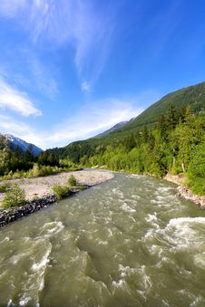 Free Mountain River Stock Images - 25938474