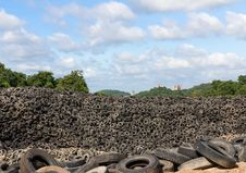 Free Heap Of Old Tires Stock Photo - 25939480