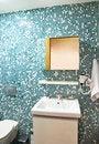Free Bathroom Interior Royalty Free Stock Photos - 25944488