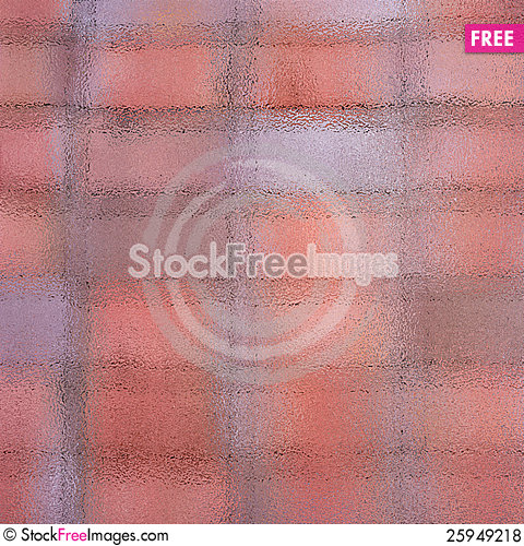 Free Rippled Glass Texture. Abstract Background. Royalty Free Stock Photos - 25949218