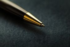 Free Ball Pen Royalty Free Stock Photo - 25943035