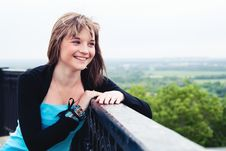 Free Smiling Girl Stock Photo - 25946010