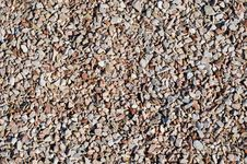 Free Gravel Texture Royalty Free Stock Photography - 25947877