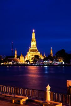 Free Wat Arun Stock Photos - 25947903