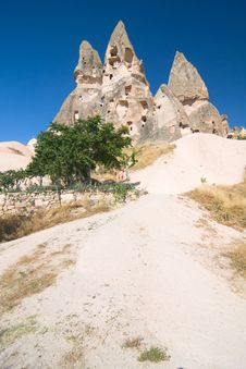 Free Cappadocia, Turkey Stock Photos - 25948643