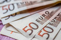 Free Euro Money Banknotes Royalty Free Stock Photo - 25950465