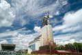 Free Famous Soviet Monument Worker And Kolkhoz Woman Royalty Free Stock Photography - 25952037