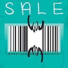 Free Sale Season Is Open Royalty Free Stock Photos - 25950278