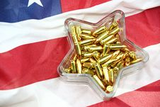 Free NRA Candy Dish Royalty Free Stock Image - 25953326