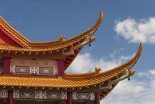 Free Buddhist Temple Stock Photos - 25965923