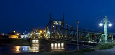 Free Bridge In Arad Stock Photography - 25967812