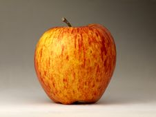 Free Lonely Apple Stock Images - 25967974