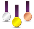 Free Medals Royalty Free Stock Image - 25978766
