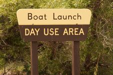 Free Boat Launch Royalty Free Stock Photography - 25971677