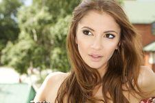 Free Beautiful Adult Sensuality Woman Royalty Free Stock Image - 25974186