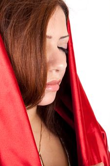 Free Young Woman Praying Stock Photos - 25978503