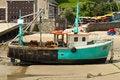 Free Old Fishing Boat Royalty Free Stock Photo - 25980425