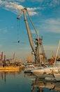 Free Port Crane Stock Photos - 25981673