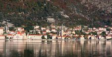 Free Perast Village Near Kotor, Montenegro Royalty Free Stock Photo - 25980205
