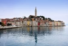 Free Rovinj, Croatia Royalty Free Stock Photo - 25980375