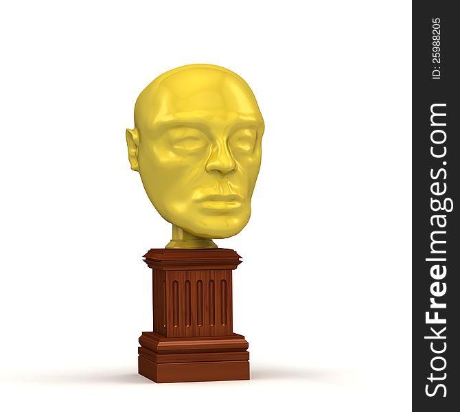 Golden head award