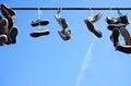 Free Worn Shoes Stock Photos - 25990963