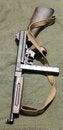 Free Machine Gun. Stock Photos - 25990983
