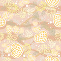 Free Doodle Seamless Floral Texture Stock Images - 25996064