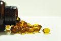 Free Omega-3 Capsules Stock Image - 25997101