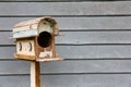 Free Wooden Mailbox Stock Image - 25997491