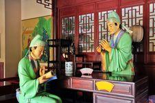 Free Liang Shanbo And Zhu Yingtai Stock Photos - 25995403