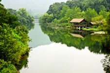 Free The Scenery Of Hangzhou Stock Photography - 25995482
