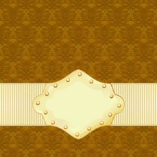Free Simple Vintage Background Stock Photography - 25996072