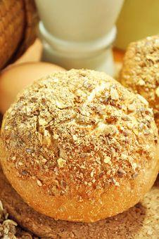 Free Multigrain Breads Stock Image - 25996481