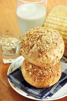 Free Multigrain Breads Stock Photos - 25996503