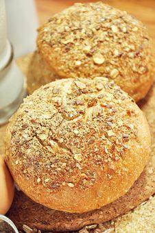 Free Multigrain Breads Stock Photos - 25996513