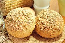 Free Multigrain Breads Royalty Free Stock Image - 25996516