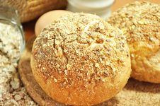 Multigrain Breads Stock Photography