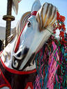 Free Carrousel Horse Royalty Free Stock Image - 265946
